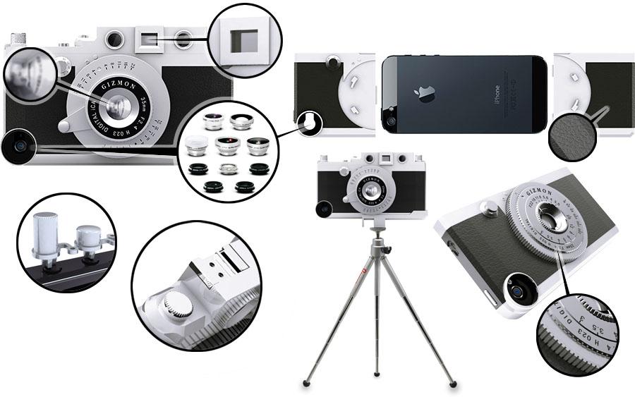 аксессуары для мобильной фотографии