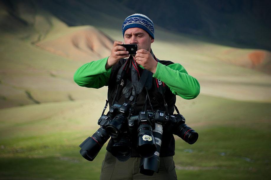 аксессуары и приемы для мобильной фотосъемки