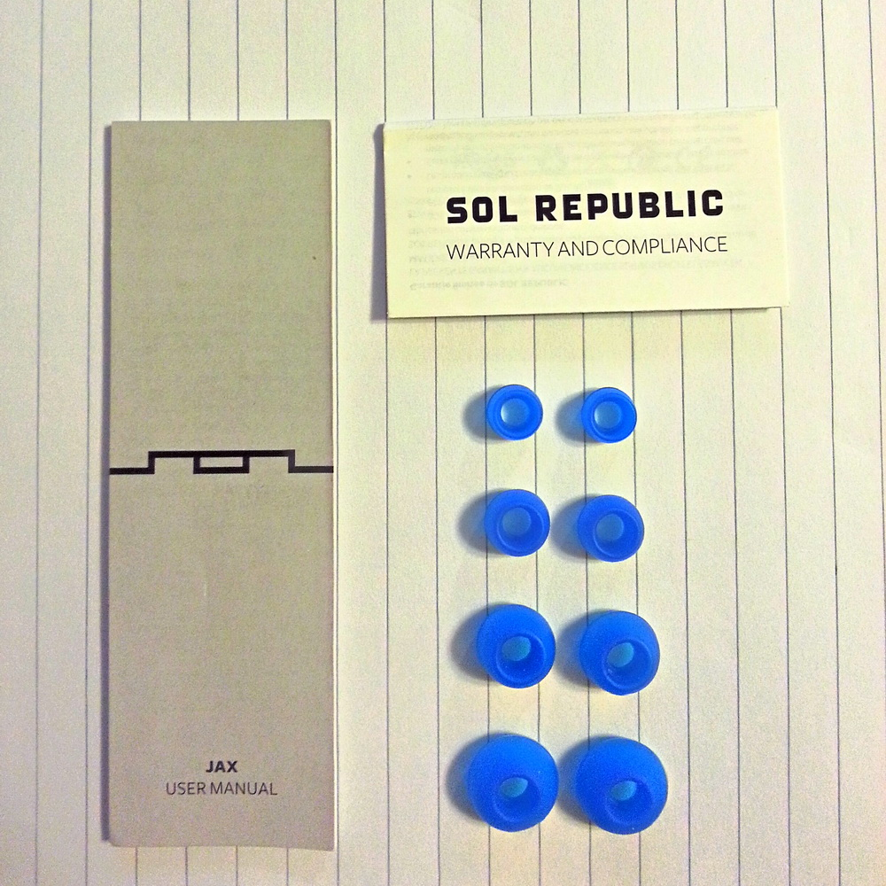 комплектация sol republic jax