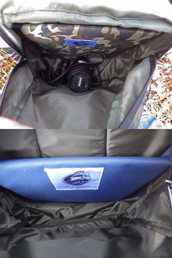 обзор рюкзака якорь бот II