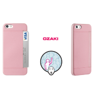 Ozaki O!coat 0.3 + Pocket Ultra Slim Deluxe для iPhone 5/5S