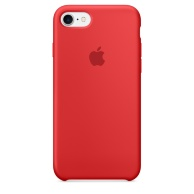 Чехол Apple Silicone Case для iPhone 7 (PRODUCT) RED