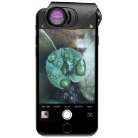 Olloclip Macro 7x + Macro 14x Lens for iPhone 8/7, 8/7 Plus - Объектив 2-в-1