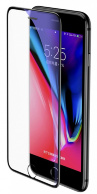 Baseus Curved Glass full screen для iPhone 8 Plus/7 Plus (Black) - Защитное стекло