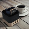 Satechi Smart Charging Stand для Apple Watch, iPhone и др смартфонов -