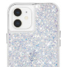 Case-Mate Twinkle Case for iPhone 12 mini with Micropel - Stardust -