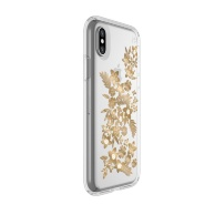 Speck Presidio Clear + Print case для iPhone X