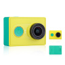 Xiaomi Yi Action Camera Travel Edition с моноподом и bluetooth пультом  -