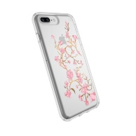 Speck Presidio Clear + Print case для iPhone 8/7/6s/6 Plus