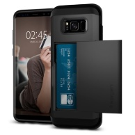 Чехол Spigen Slim Armor CS Card Slider для Samsung Galaxy S8 Plus