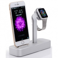 Док-станция COTEetCI Base Dock для Apple iPhone и Apple Watch