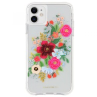 Case-Mate case for iPhone 11 Rifle Paper - Wild Rose