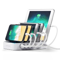 Satechi 5-Port USB Charging Station Dock - Док-станция