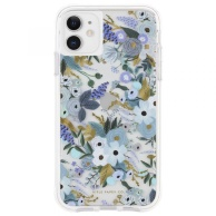 Case-Mate case for iPhone 11 Riffle Paper - Garden Party Blue