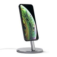 Satechi Aluminum Desktop Charging Stand for iPhone - Док-станция