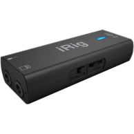 IK Multimedia iRig HD 2 - интерфейс для подключения гитары к компьютерам MAC и iPhone/iPad