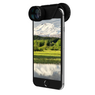 Объектив Olloclip Telephoto Lens + Circular Polarizer Color для iPhone 6/6 Plus
